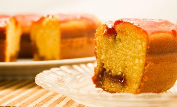 Curso de bolos caseiros