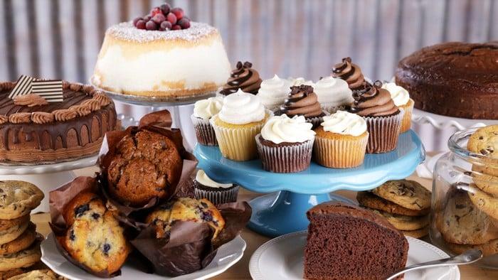 equipamentos para fazer bolos
