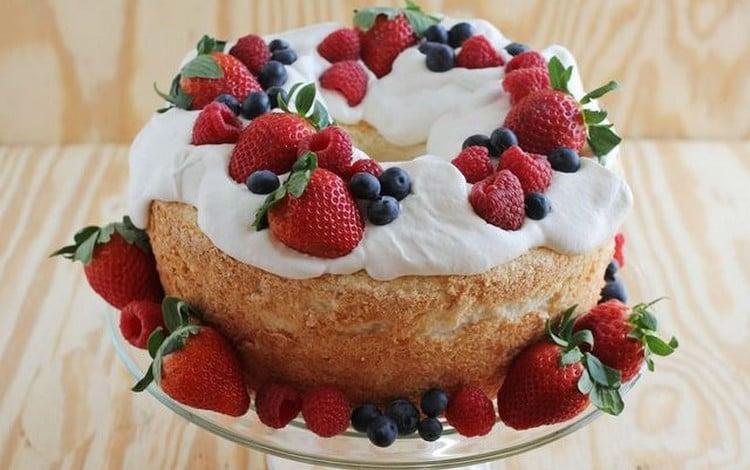 cobertura para bolo caseiro