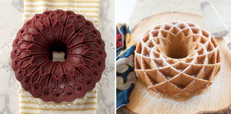 formas para bolo caseiro