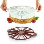 cortador de bolo em fatias