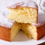 como fazer bolo pão de ló