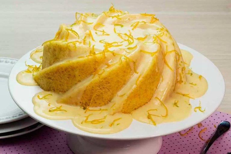 receita de bolo com farinha de arroz