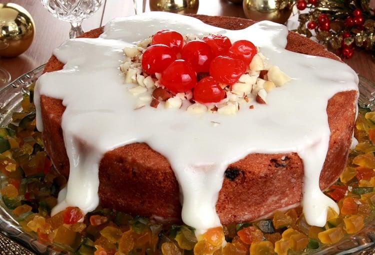 receita de bolo com frutas cristalizadas