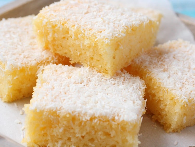bolo para alérgicos a leite e ovo