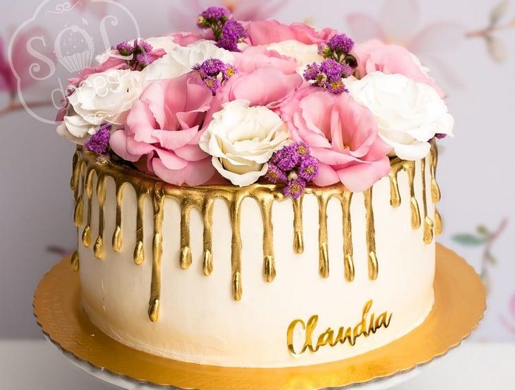 bolo para amiga