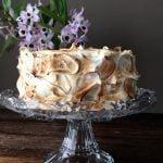 merengue para bolo