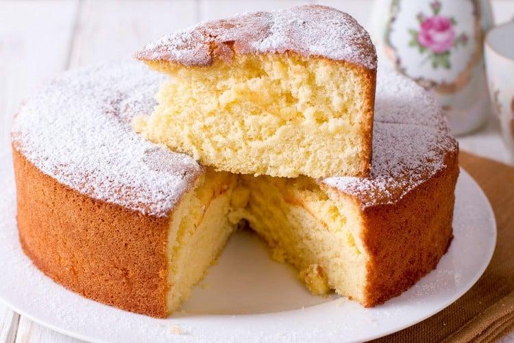posso usar adoçante líquido para fazer bolo