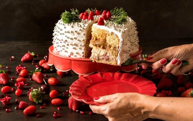 marshmallow para cobertura de bolo