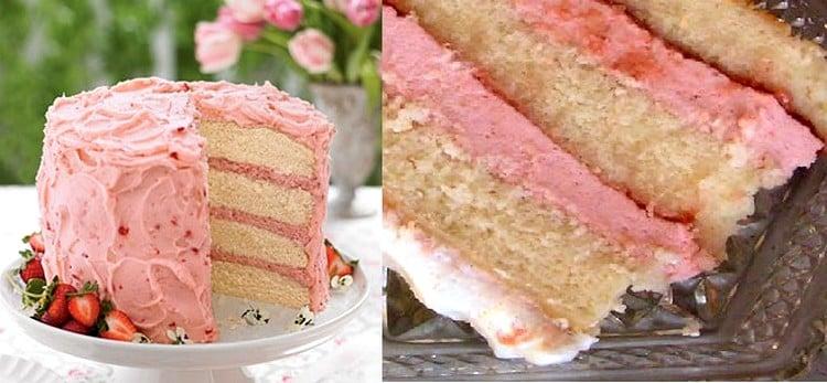 bolo para o dia das mães recheio