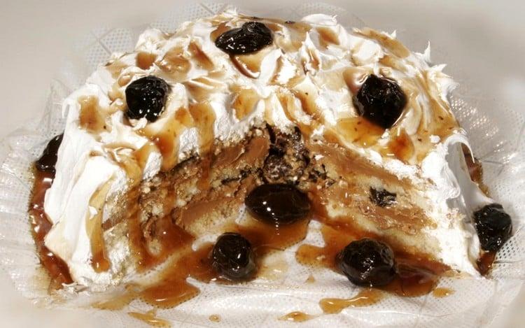 calda de ameixa para bolo
