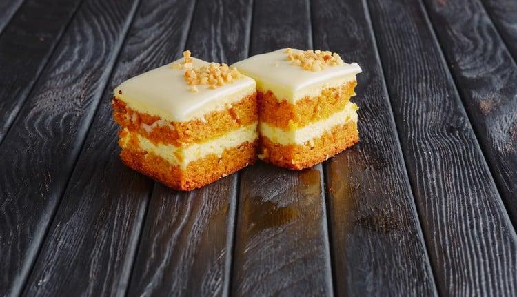 melhor bolo de cenoura