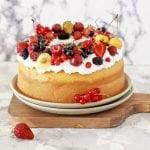 dicas para um bolo macio e fofinho