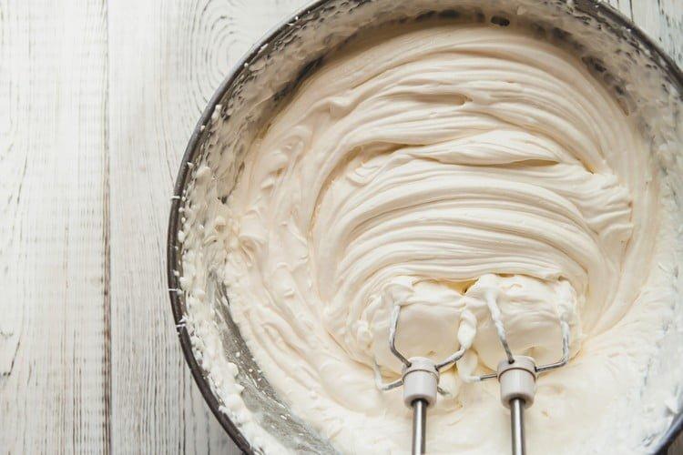 bolo com leite desnatado dá certo