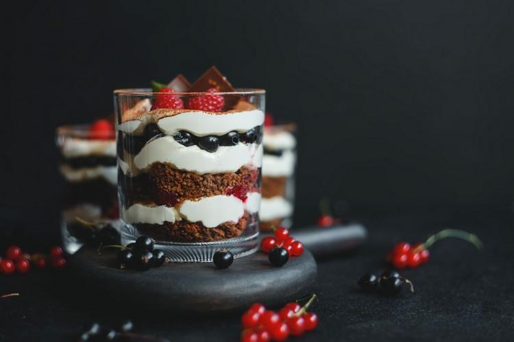recheios cremosos para bolo no pote
