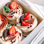 quantos bolos de pote vende por dia